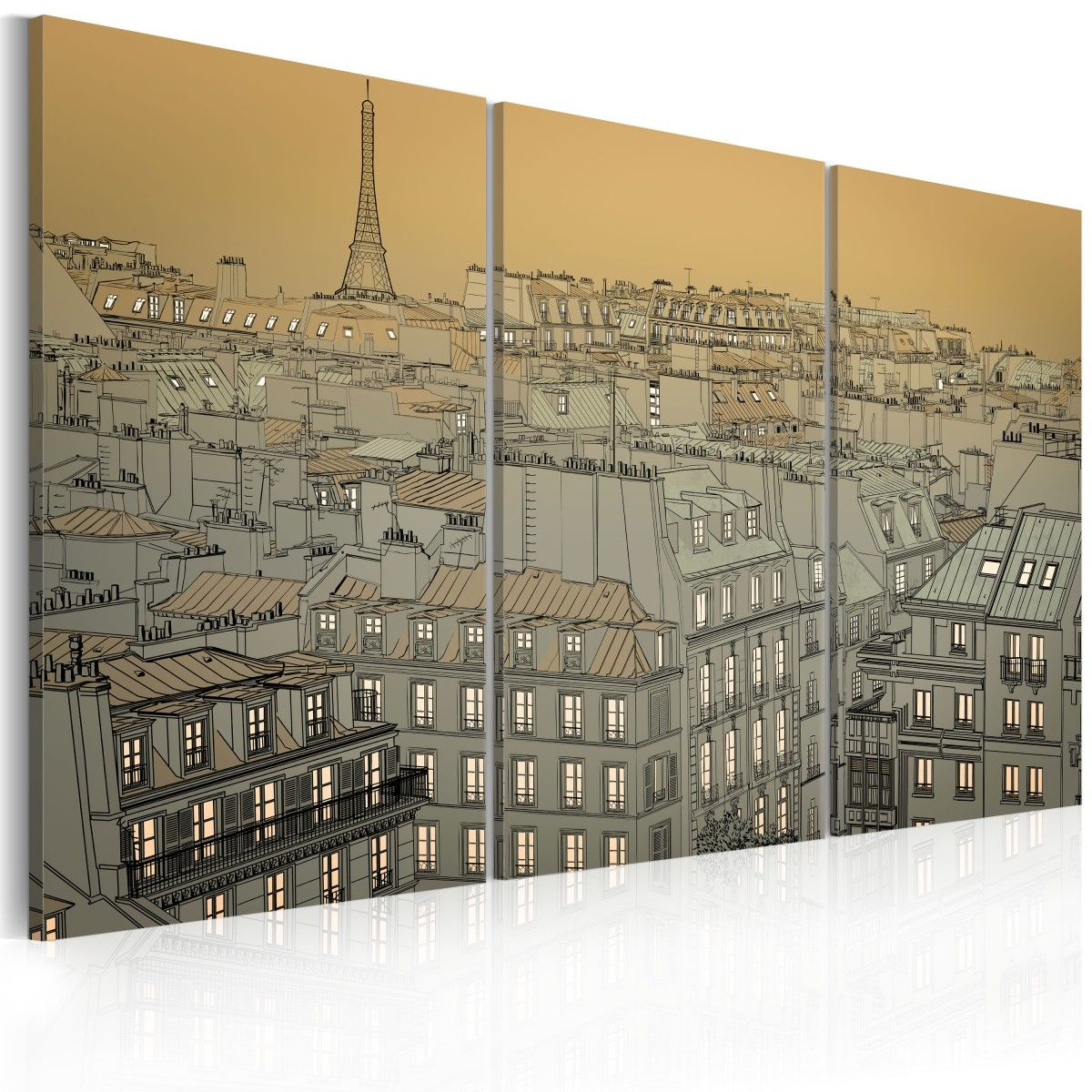Obraz   Ostatnia chwila dnia   Pary