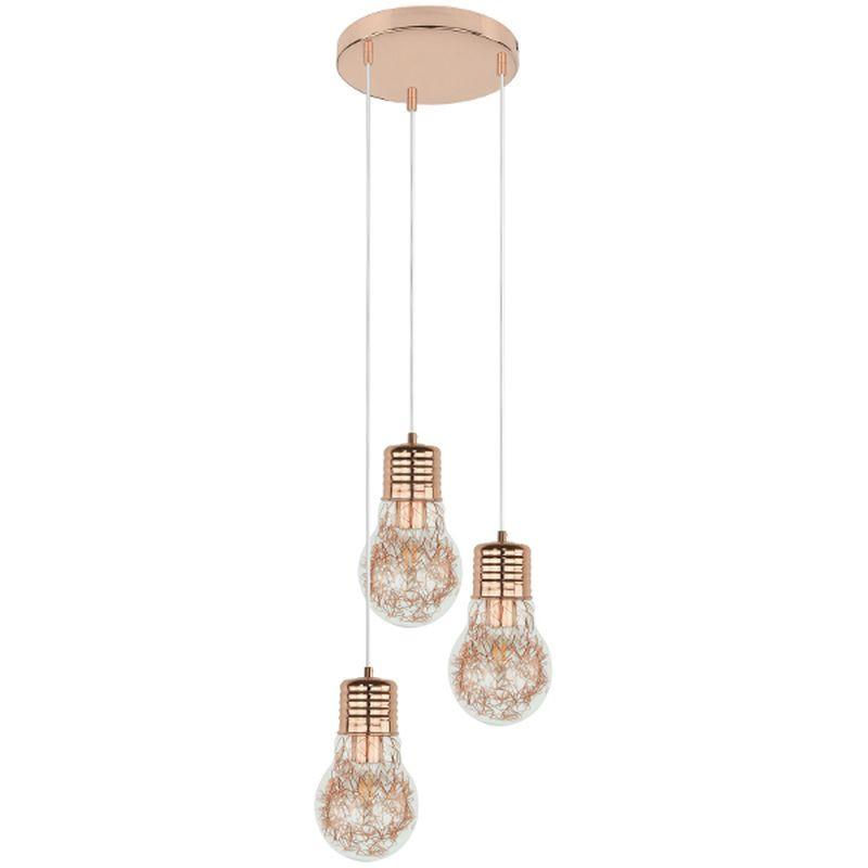 Lampa wisząca Bulb