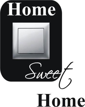 Osłonka Home Sweet Home