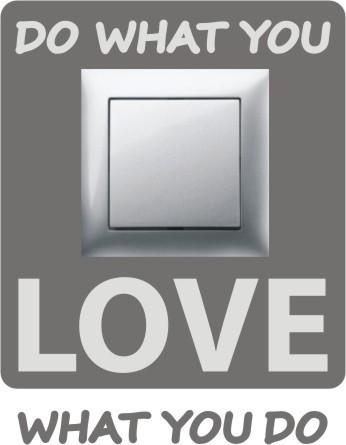 Osłonka Do what you love