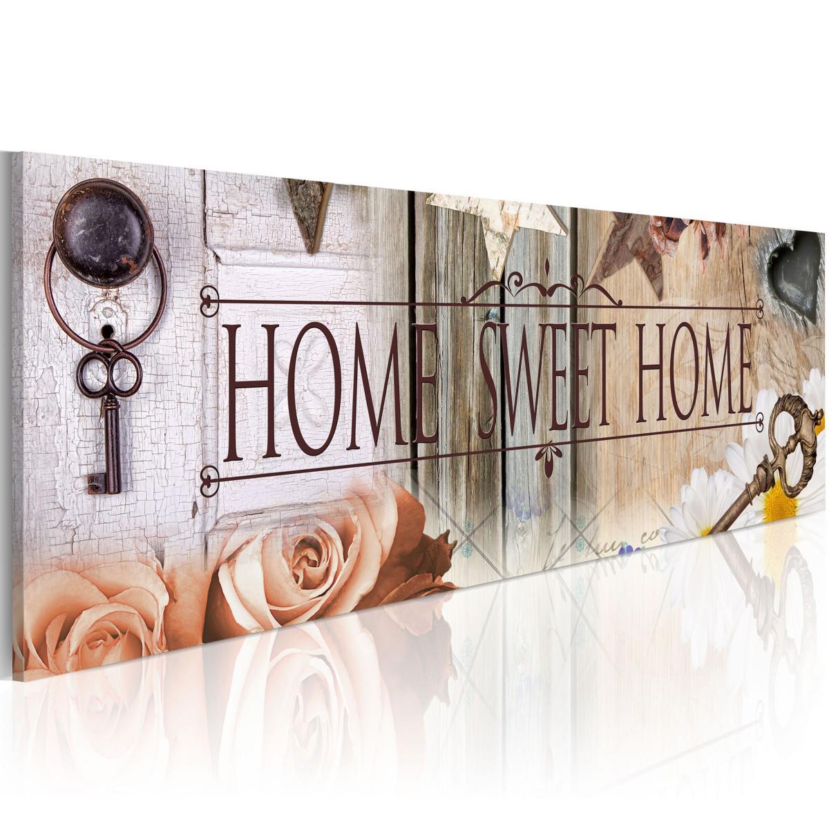 Obraz - Klucz do ukochanego domu