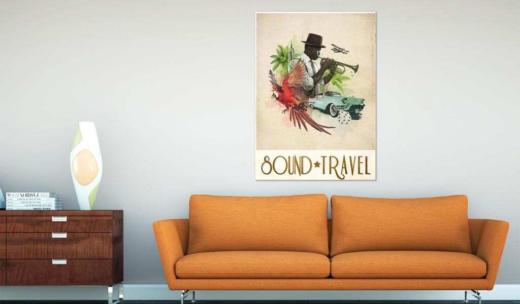 Obraz - Sound&Travel