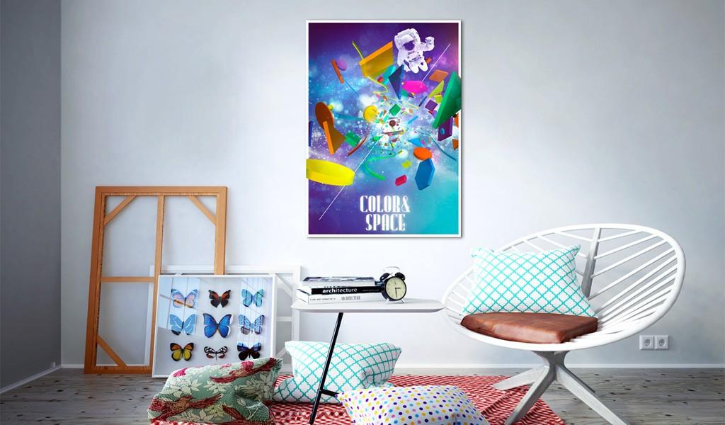 Obraz - Universe of colors
