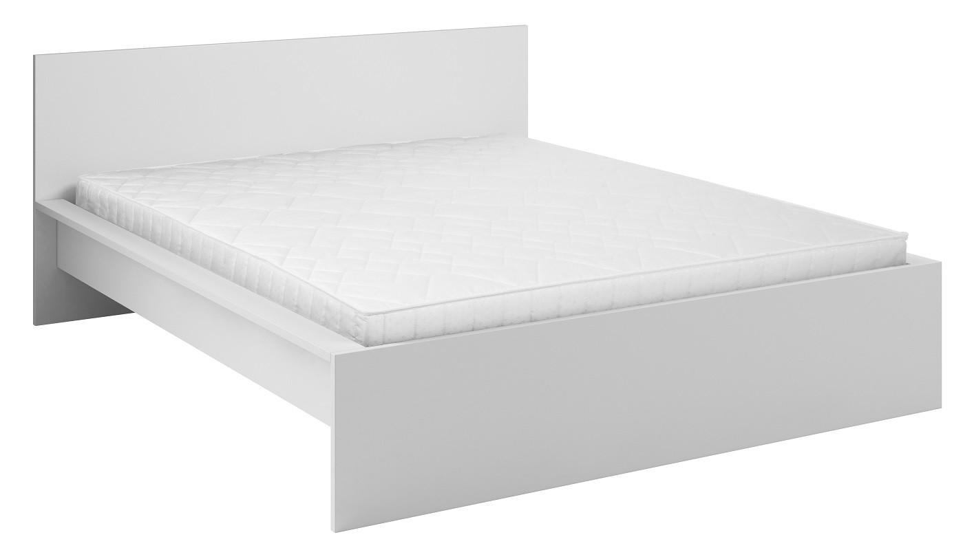 Łóżko One 160 białe