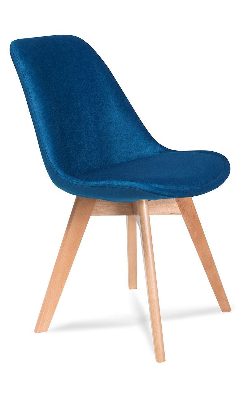 Krzesło Adam A (granat)