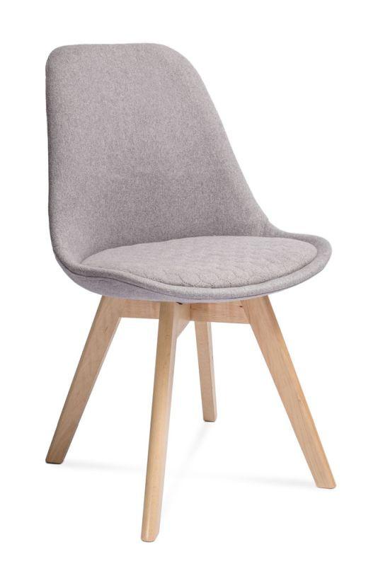 Krzesło Adam 2 Hex (jasny szary)
