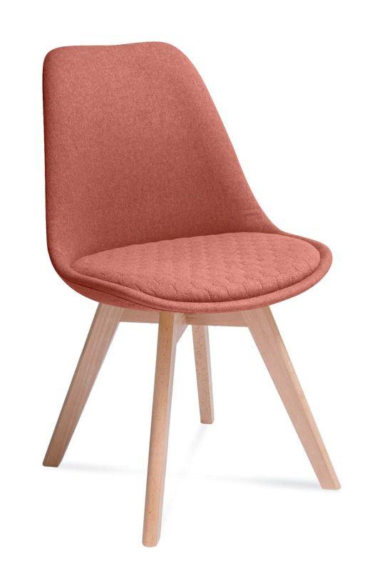 Krzesło Adam 2 Hex (łososiowy)