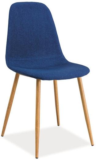 Krzesło Albert (granat)