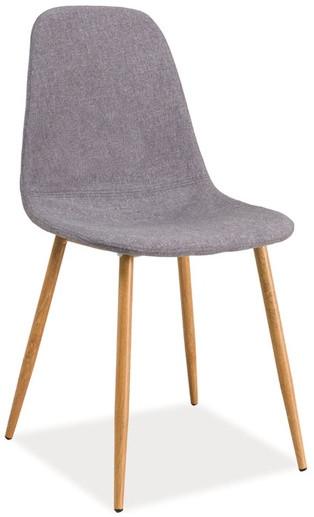 Krzesło Albert (szary)