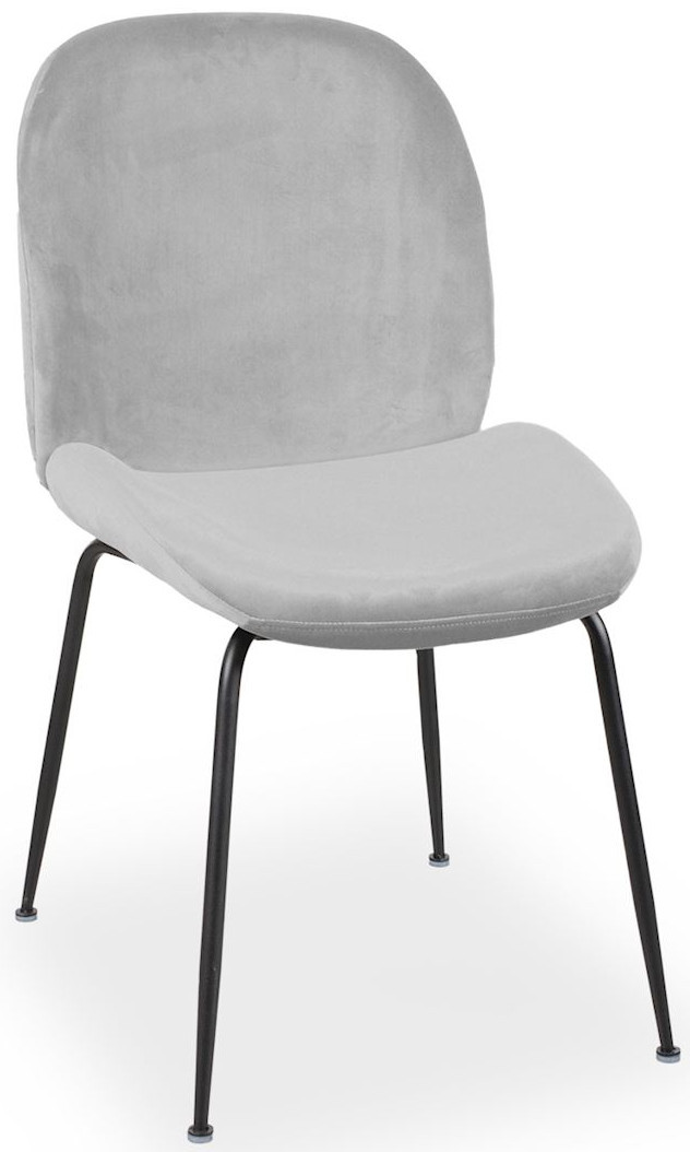 Krzesło Alex (szary/czarny)
