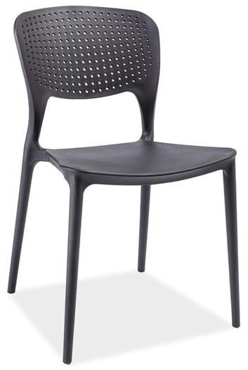 Krzesło Alien (czarny)