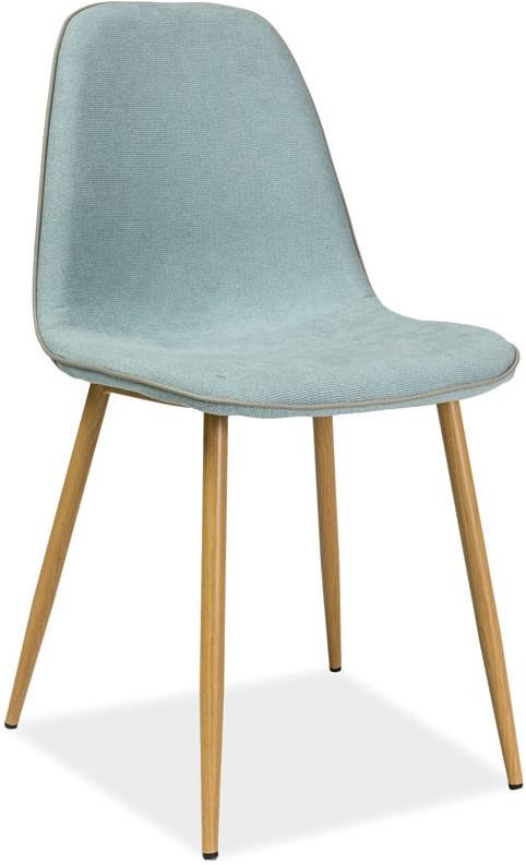 Krzesło Amir (miętowy)