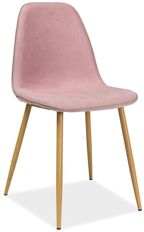 Krzesło Amir (różowy)