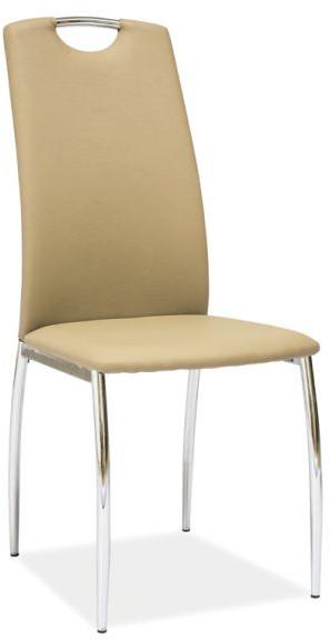 Krzesło Andrus (ciemny beż)