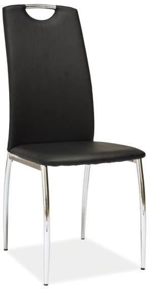 Krzesło Andrus (czarny)