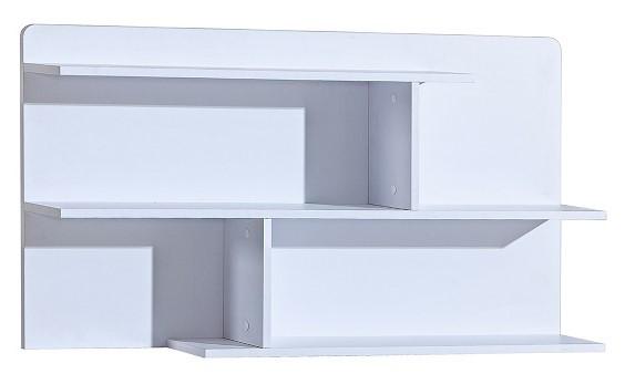 Półka Arca AR12 biały/biały