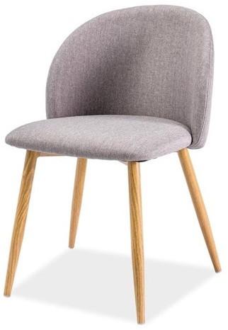 Krzesło Bela (szary)