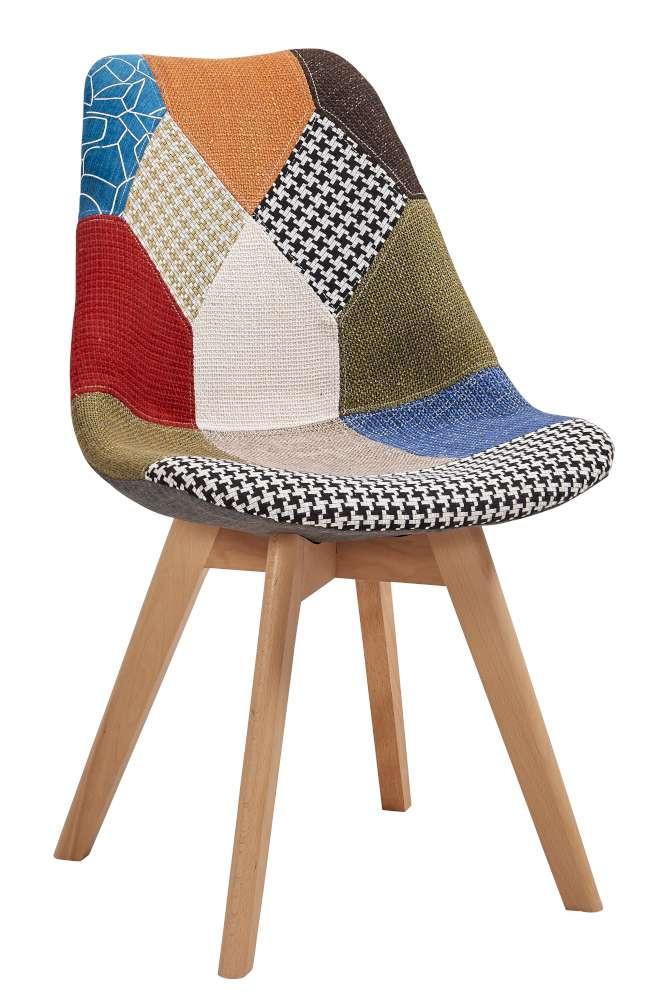 Krzesło Bergen (tkanina kolor)