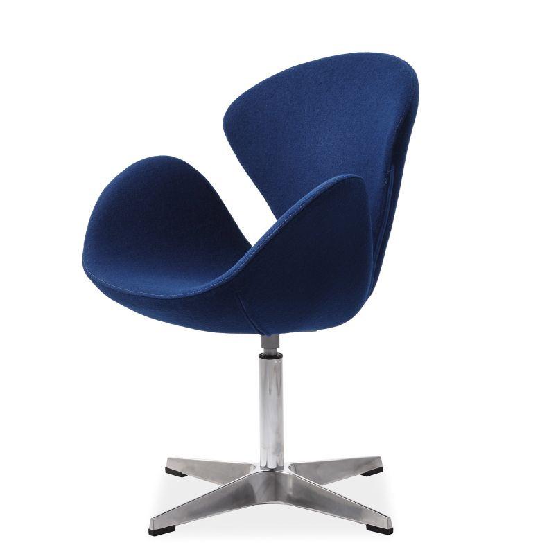 Fotel Dalia (niebieski)