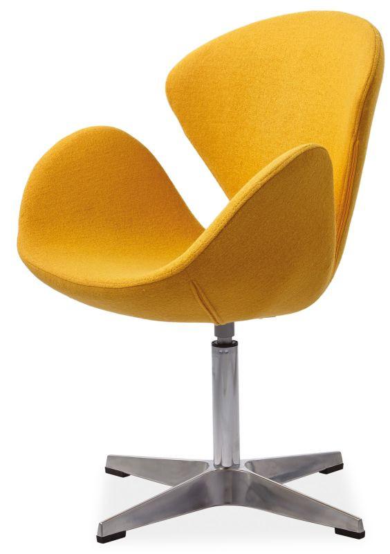 Fotel Dalia (żółty)