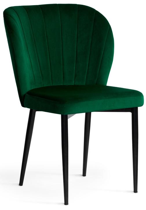 Krzesło Daria (zielony/czarny)
