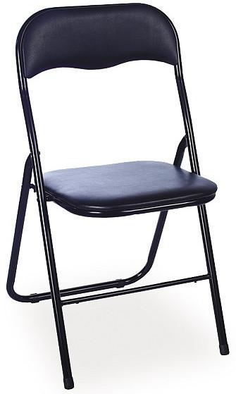 Krzesło Dezo (czarny)