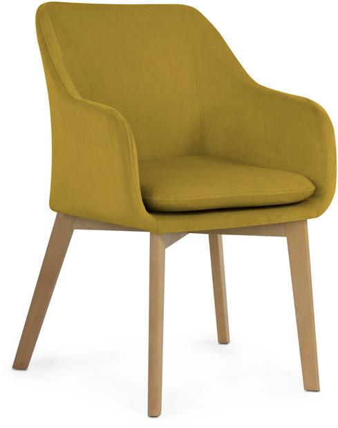 Krzesło Diego (miodowy)