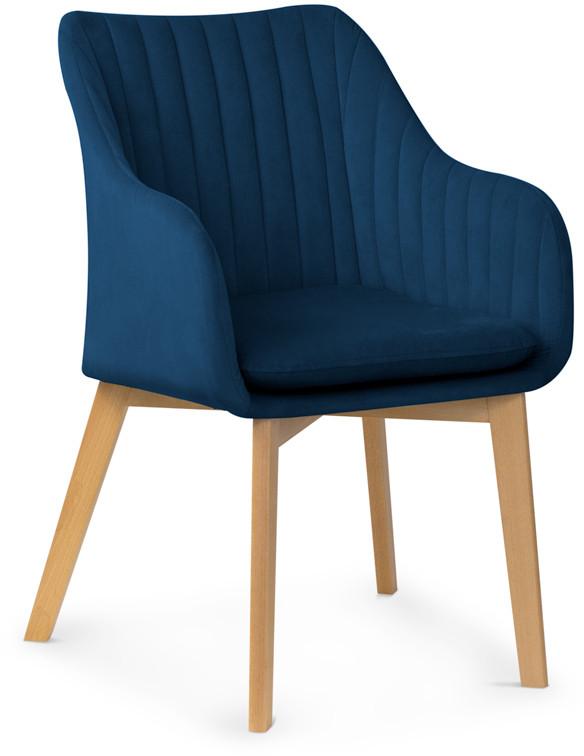 Krzesło Diego 2 (granatowy)