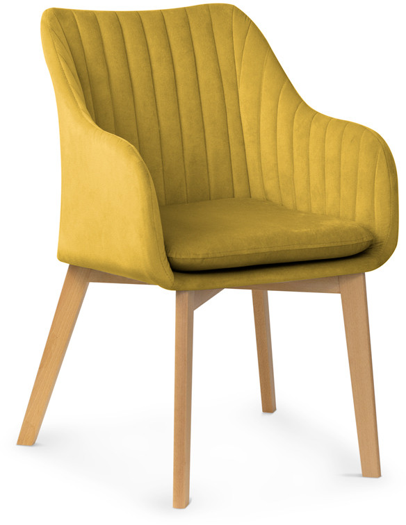 Krzesło Diego 2 (miodowy)