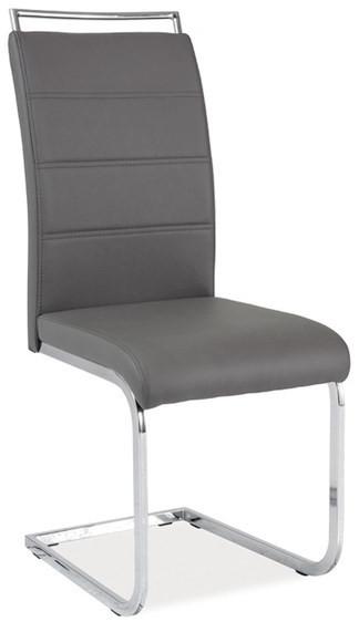 Krzesło Dobrawa 2 (szary)