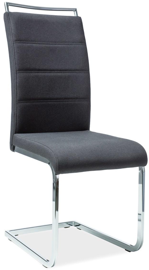 Krzesło Dobrawa (czarny)