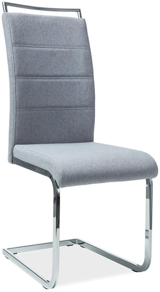 Krzesło Dobrawa (szary)