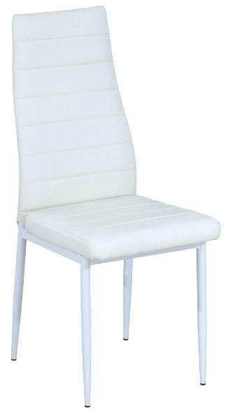 Krzesło Dora 4 (biały/biały)
