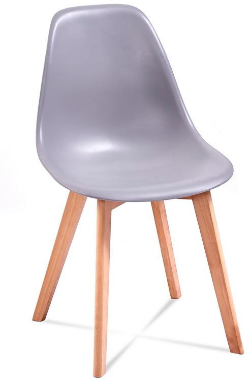 Krzesło Maciek (szary)