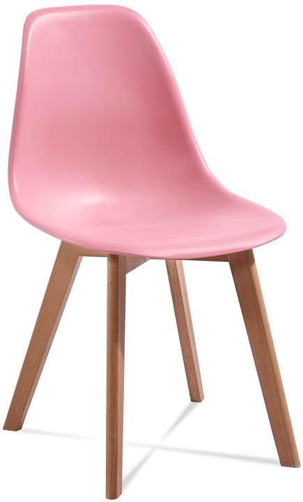 Krzesło Maciek (różowy)