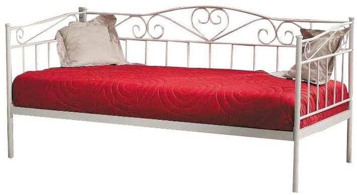 Łóżko Elena (biały)
