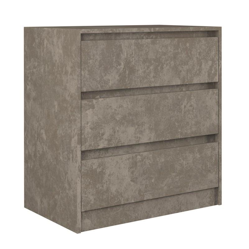 Komoda Elia P3 (beton)