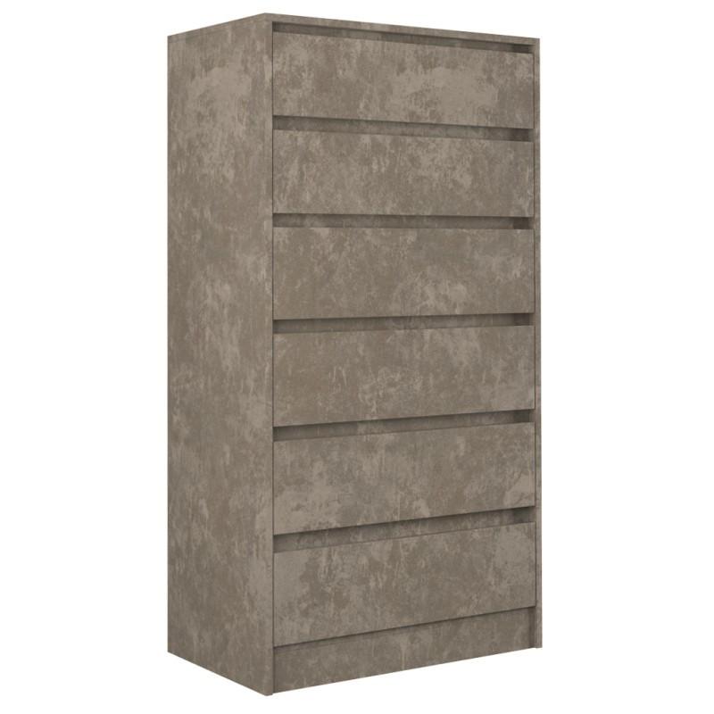 Komoda Elia P6 (beton)