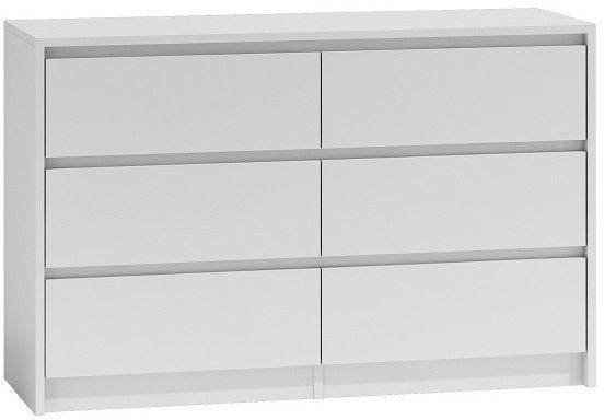 Komoda Elia P6 120 (biały)