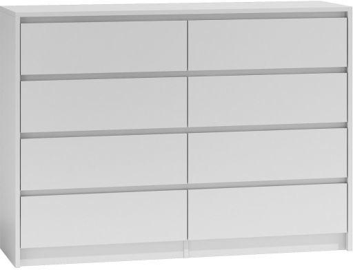Komoda Elia P8 140 (biały)