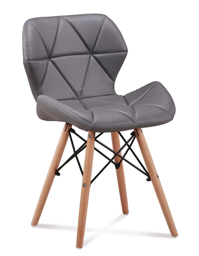 Krzesło Julian (ciemny szary)