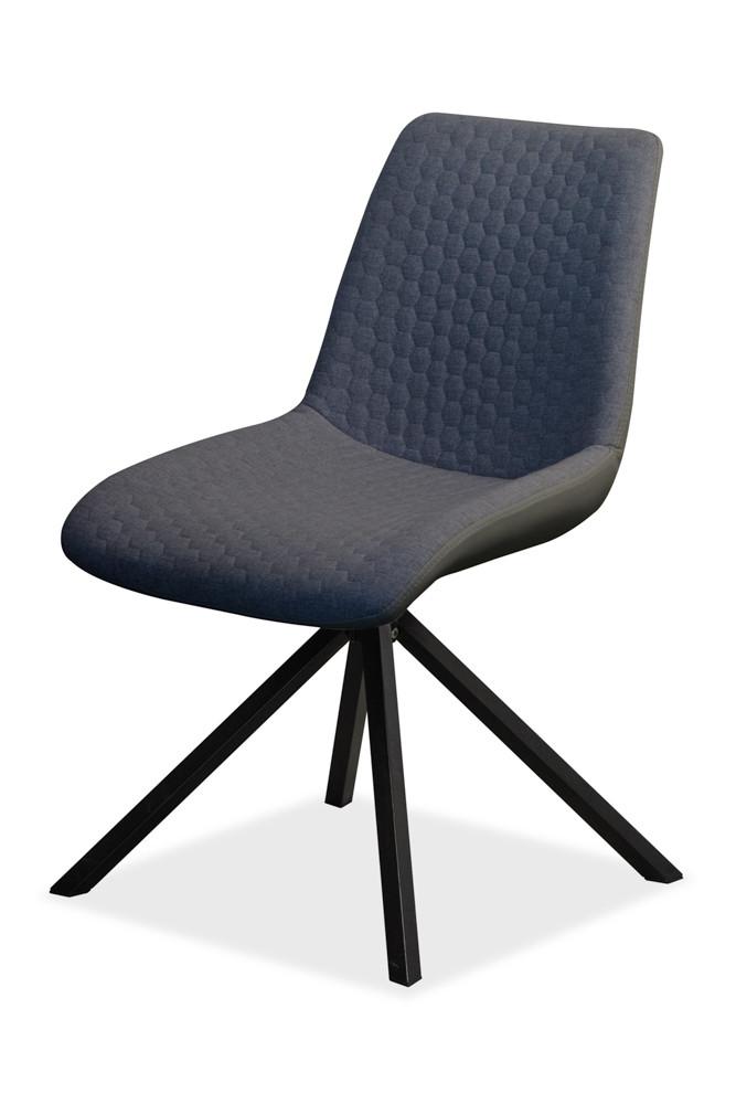Krzesło obrotowe Eryk (ciemny szary)
