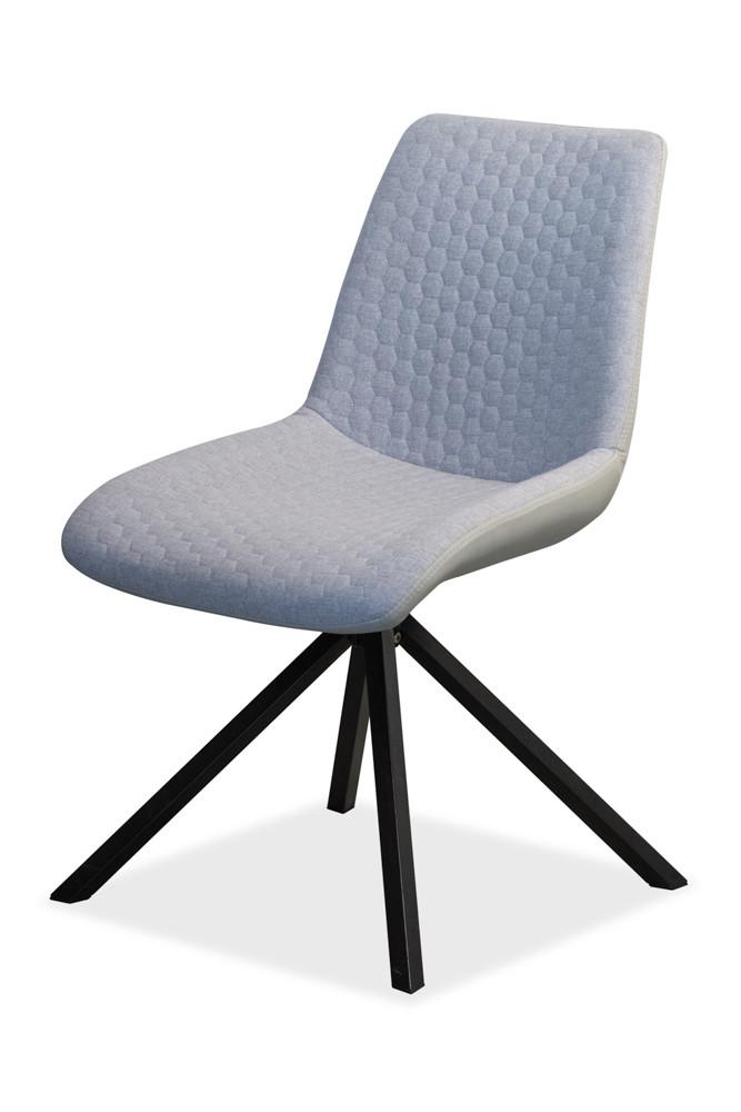Krzesło obrotowe Eryk (jasny szary)