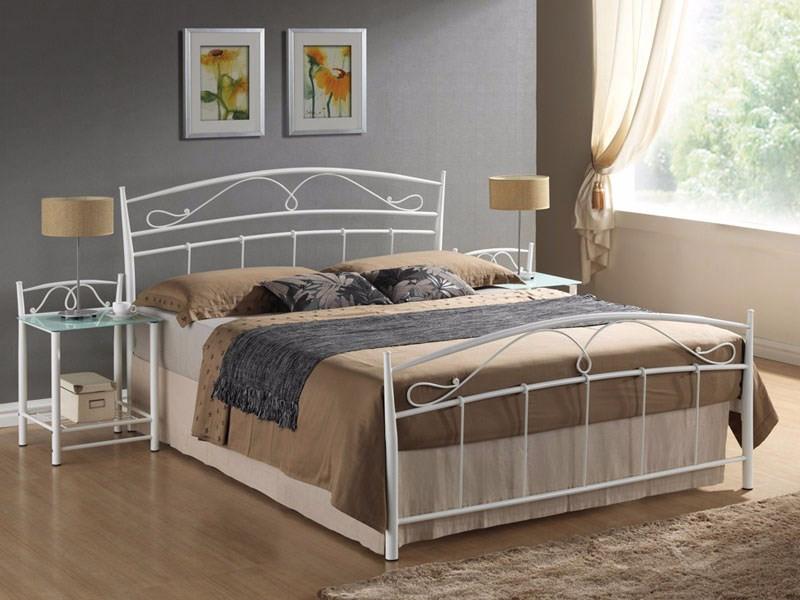 Łóżko Evelyne (140x200)