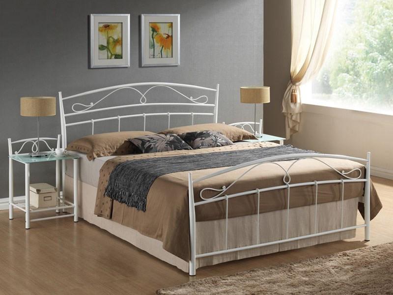 Łóżko Evelyne (160x200)