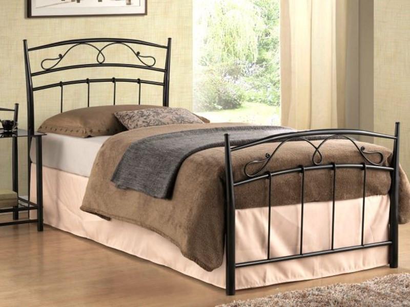 Łóżko Evelyne (90x200)