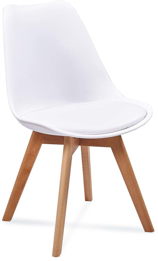 Krzesło Bergen (biały)