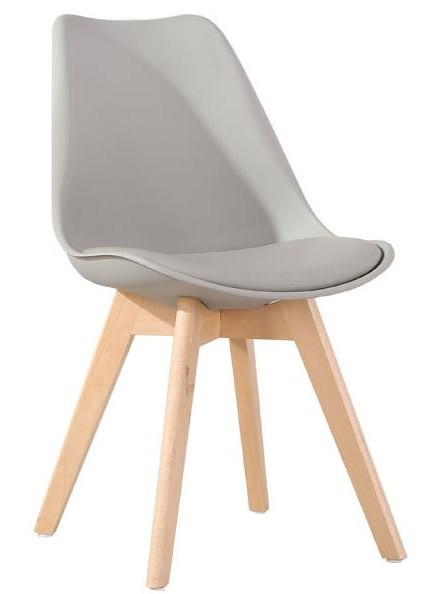 Krzesło Bergen (jasny szary)