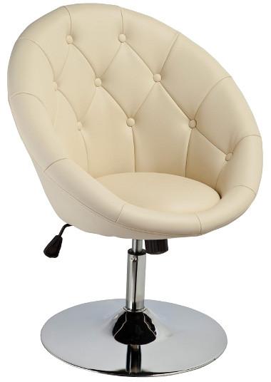 Fotel Celina (kremowy)