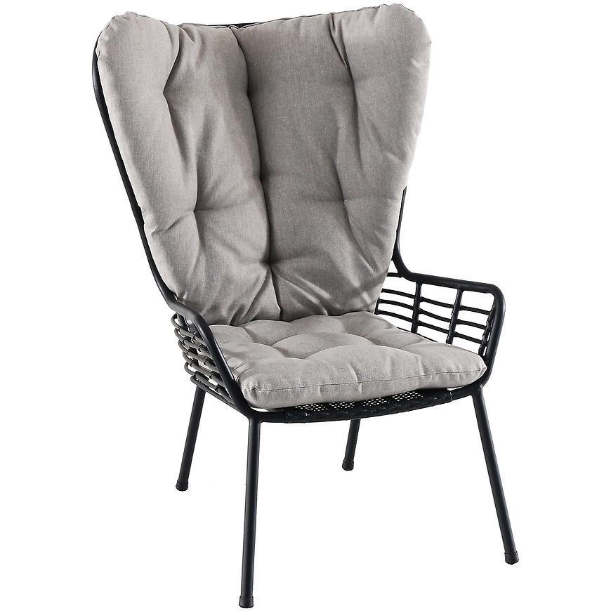Fotel Oxford z poduszką 86X81X112CM FRS50279B-YD